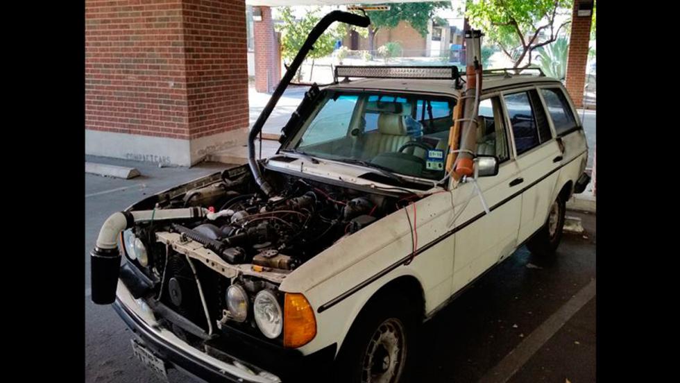 Las mayores atrocidades cometidas en un coche (IV)