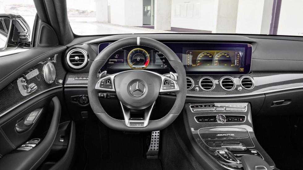 Mercedes-AMG E63 Estate familiar deportivo