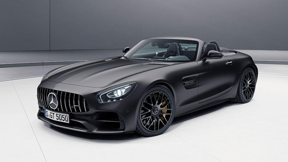 Mercedes-AMG GT C Roadster Edition 50 limitada
