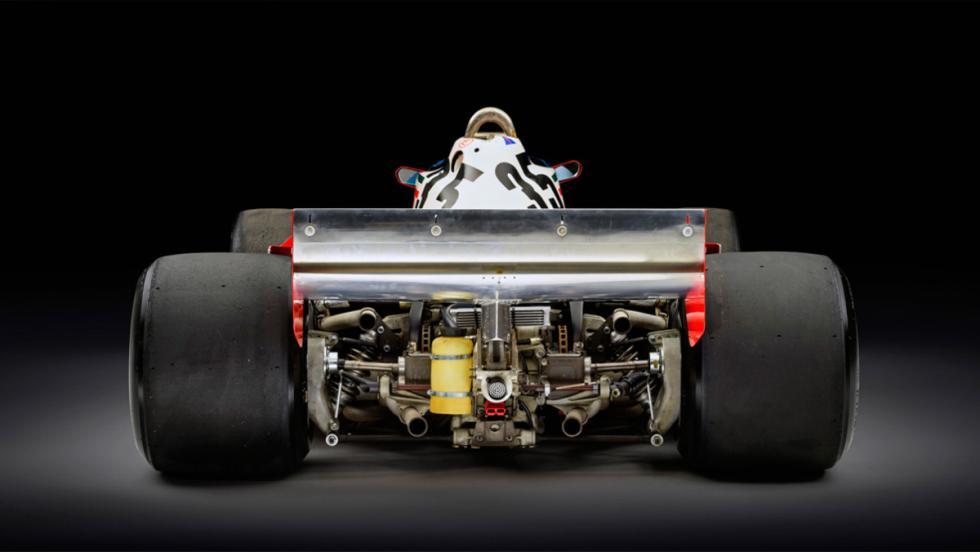 Monoplaza F1 Ferrari años 70 (V)