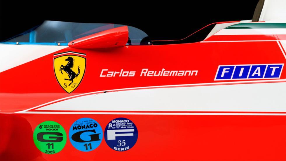 Monoplaza F1 Ferrari años 70 (VI)
