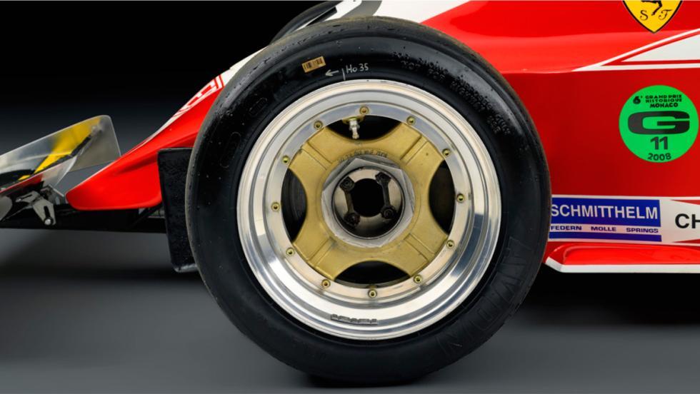 Monoplaza F1 Ferrari años 70 (VII)