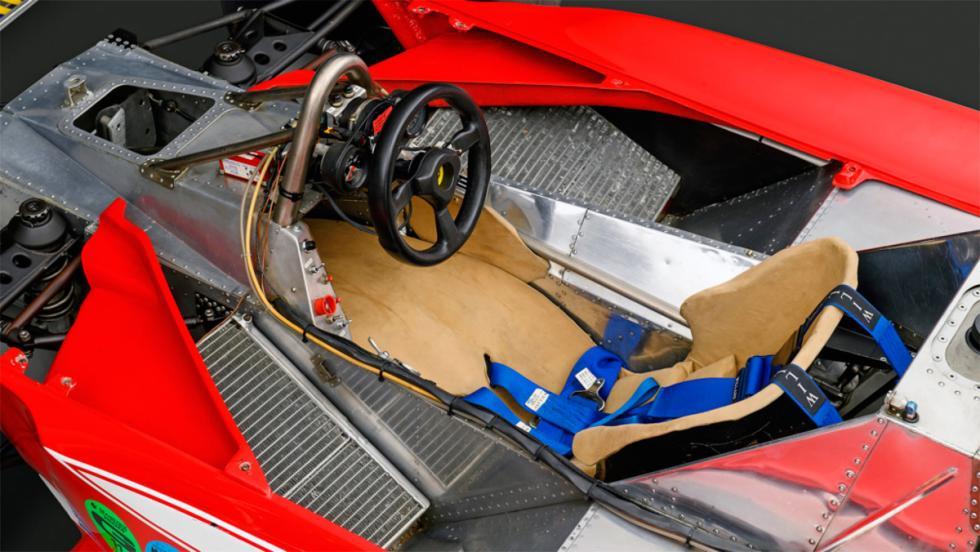 Monoplaza F1 Ferrari años 70 (VIII)