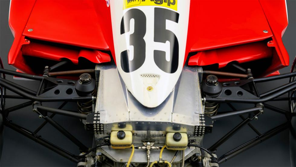 Monoplaza F1 Ferrari años 70 (XI)