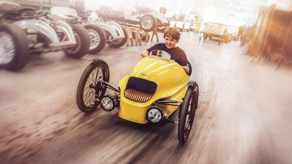 Morgan EV3 Junior (I)