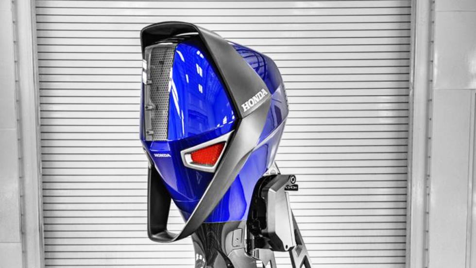 El motor de barco Honda inspirado en el NSX