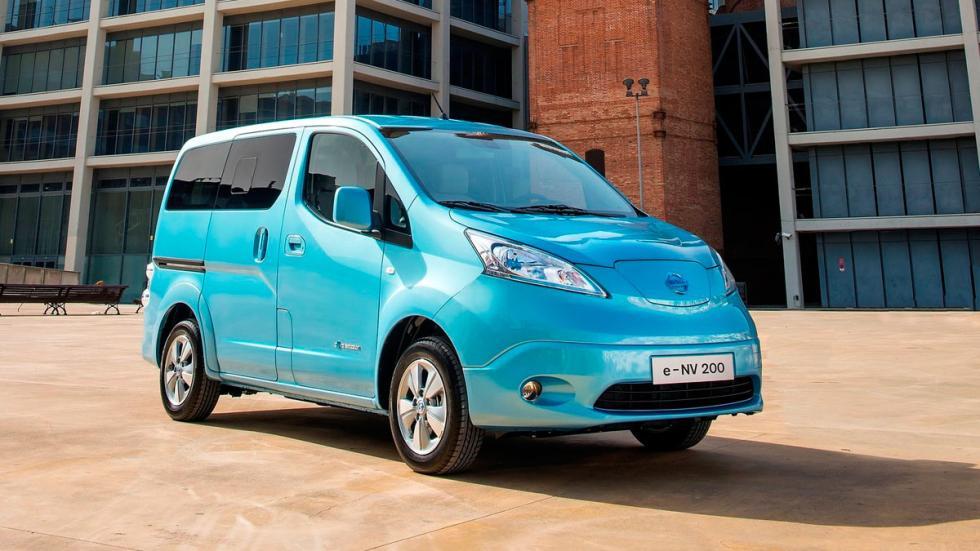 Nissan e-NV200 ventas enero España
