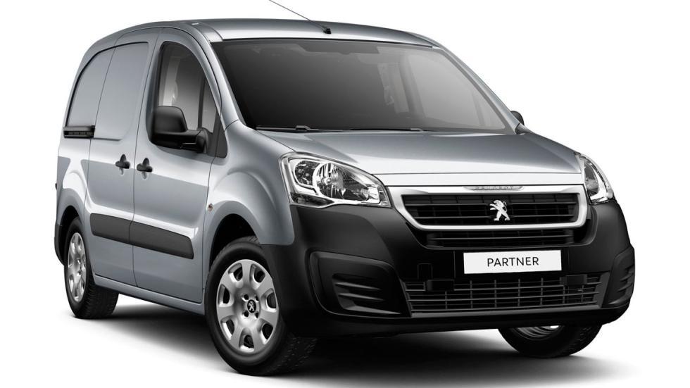 Peugeot Partner Electric ventas enero España