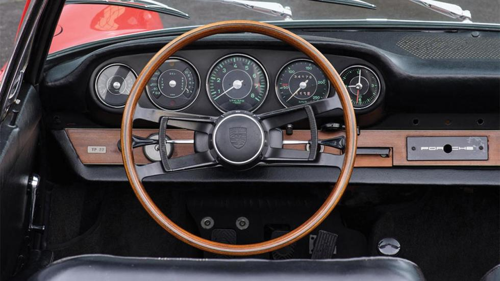 Porsche 901 Cabriolet Prototype Karmann