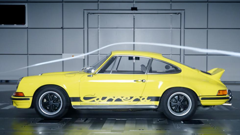Porsche 911 RS 2.7