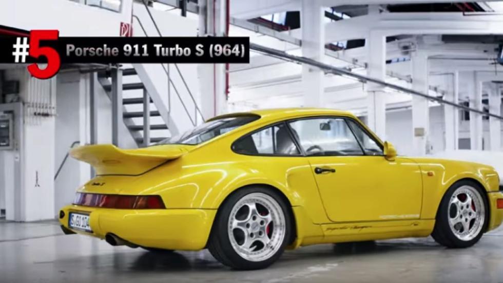 Porsche único