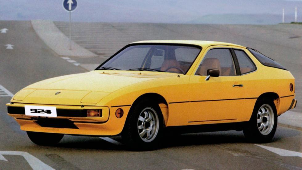 Porsche 924 lento deportivo