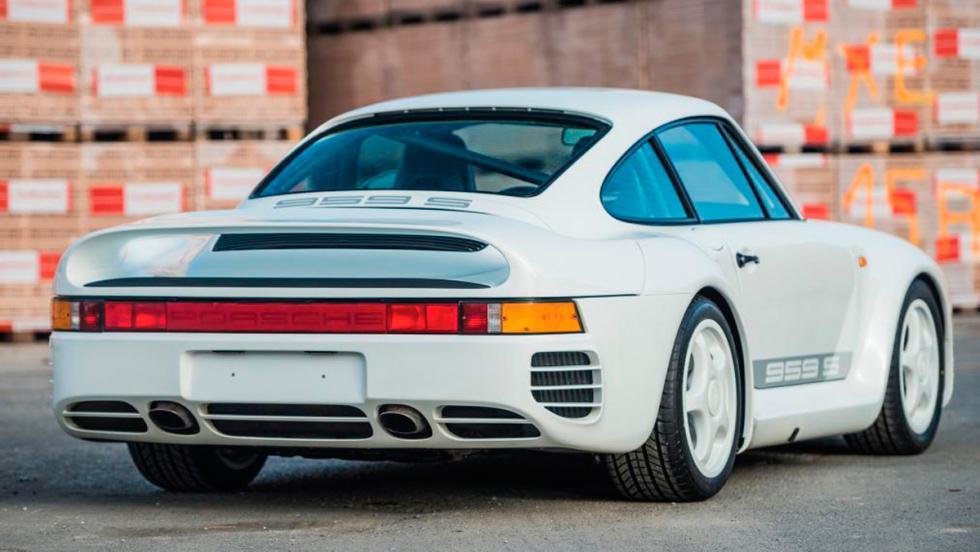 Porsche 959 Sport (II)