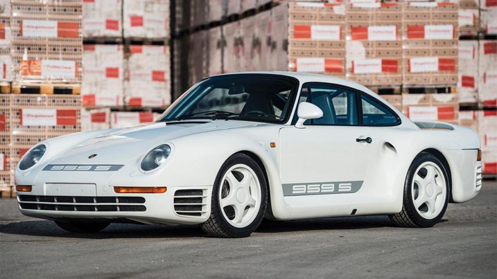 Porsche 959 Sport Retromobile