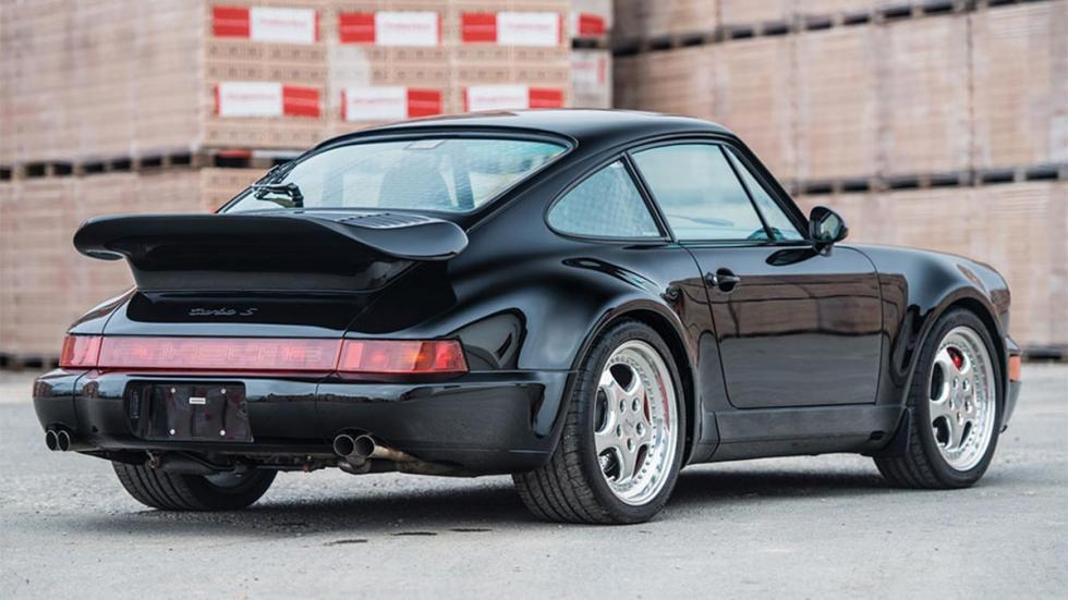 Porsche 964 Turbo S Retromobile