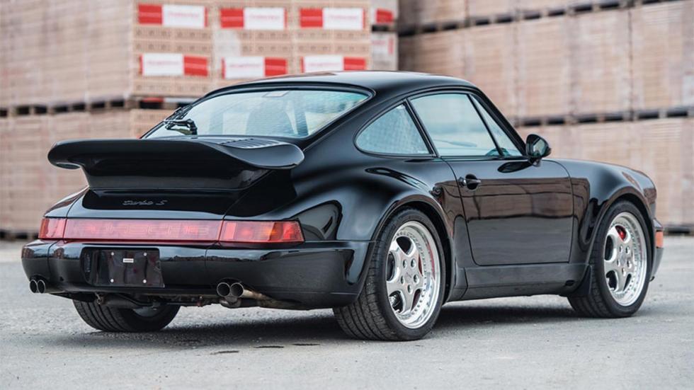 Porsche 964 Turbo S Retromobile