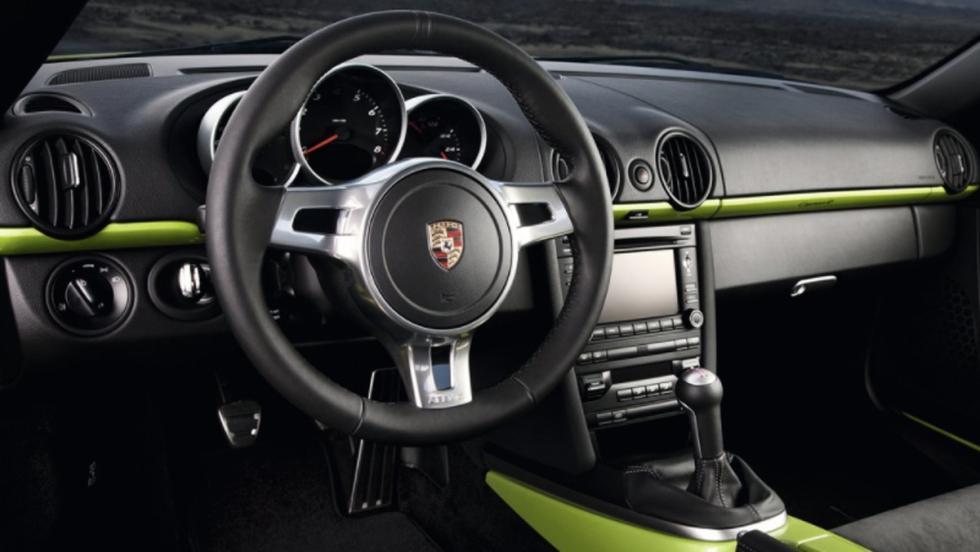 Porsche Cayman R (II)
