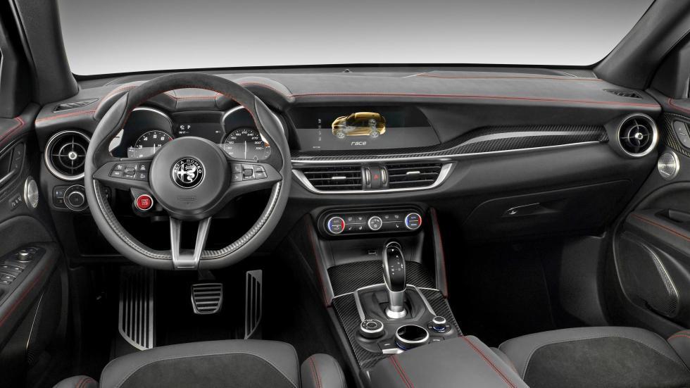 Prueba Alfa Romeo Stelvio (III)