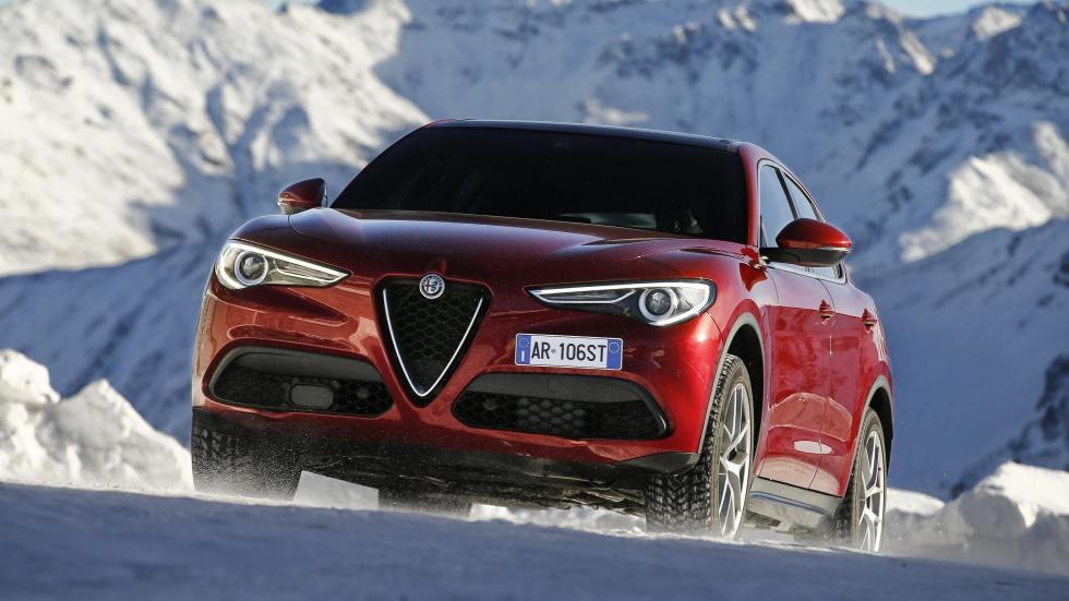 Prueba Alfa Romeo Stelvio (V)