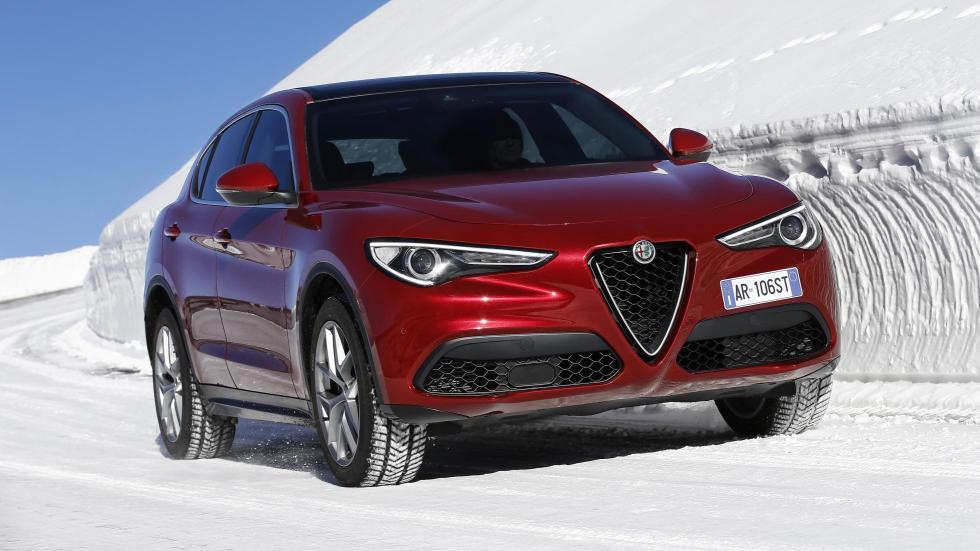 Prueba Alfa Romeo Stelvio (VI)