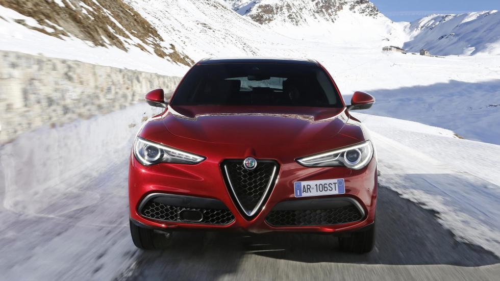 Prueba Alfa Romeo Stelvio (VII)