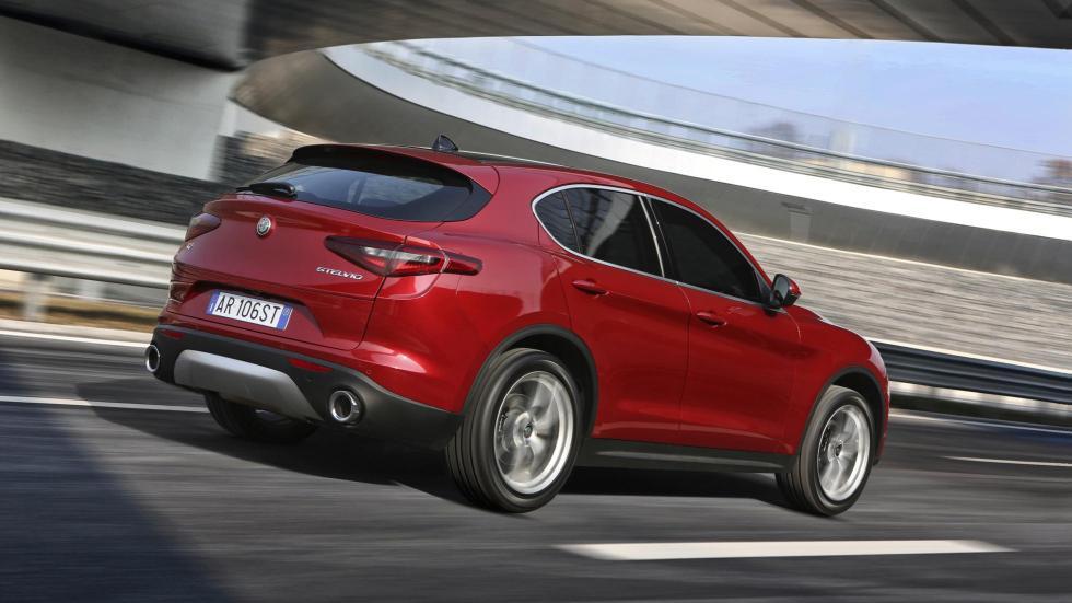 Prueba Alfa Romeo Stelvio (X)