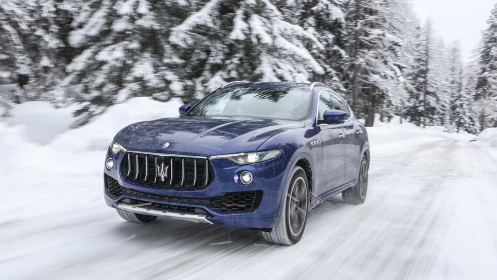 Prueba Maserati Levante S (I)