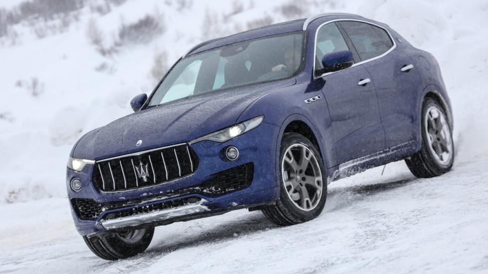 Prueba Maserati Levante S (IX)