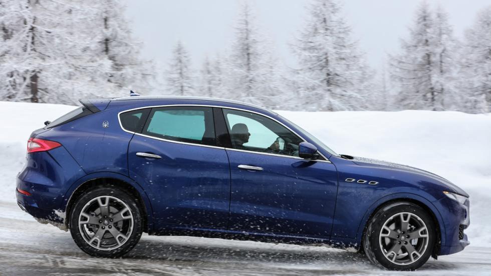 Prueba Maserati Levante S (V)