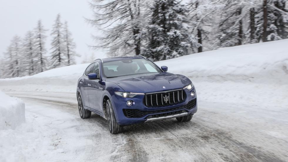 Prueba Maserati Levante S (VI)