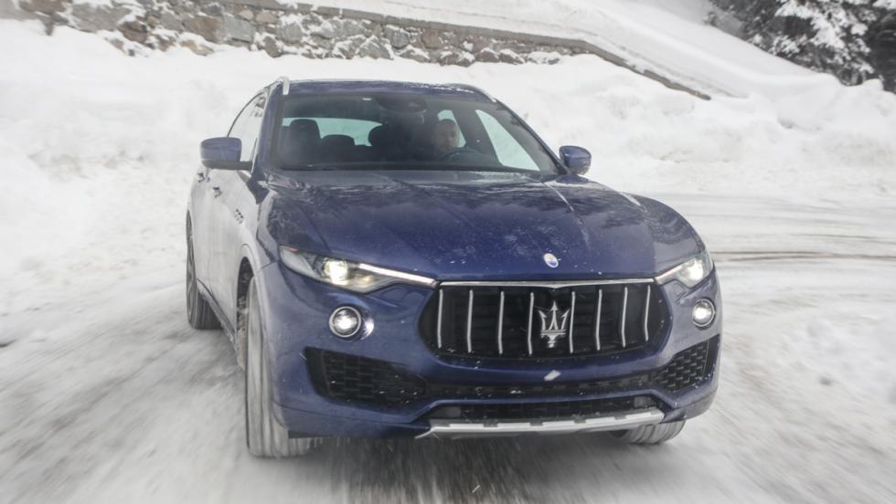 Prueba Maserati Levante S (VII)