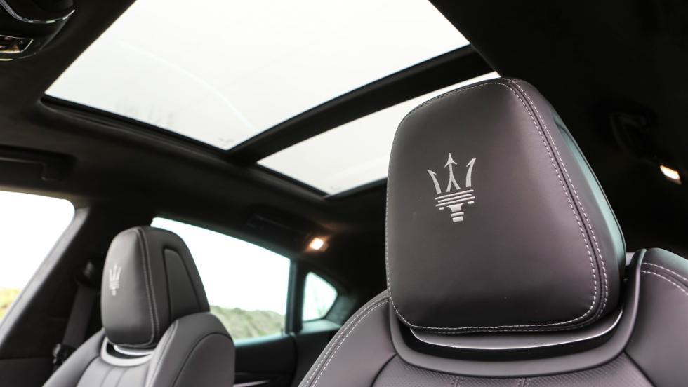 Prueba Maserati Levante S (X)