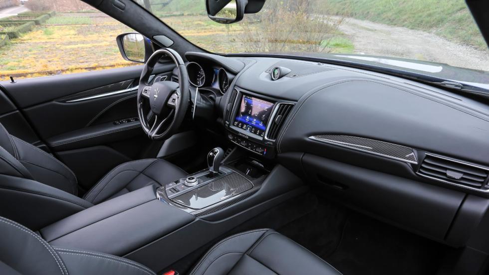 Prueba Maserati Levante S (XII)