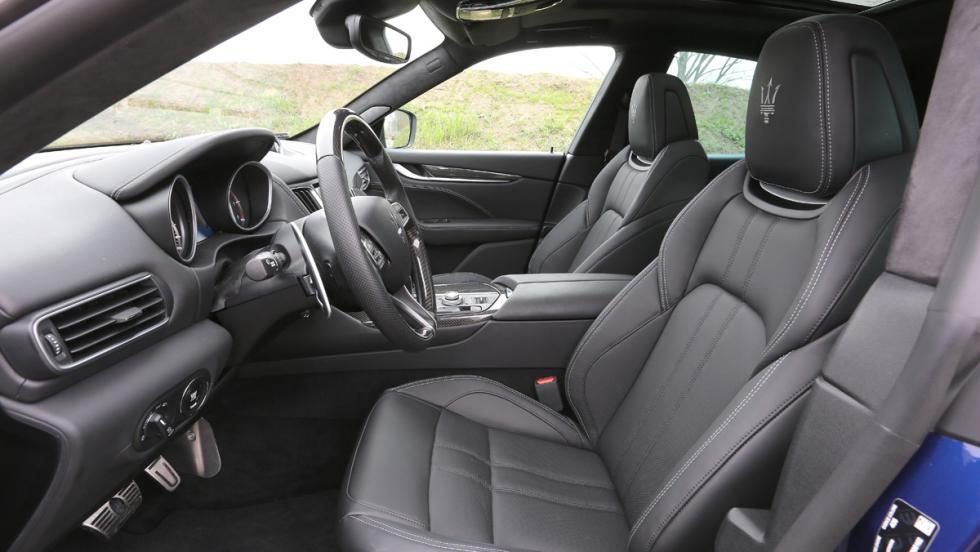 Prueba Maserati Levante S (XV)