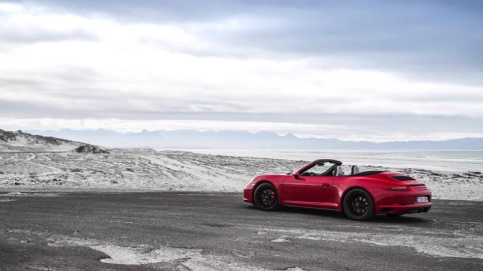Prueba Porsche 911 Carrera GTS Cabrio 2017