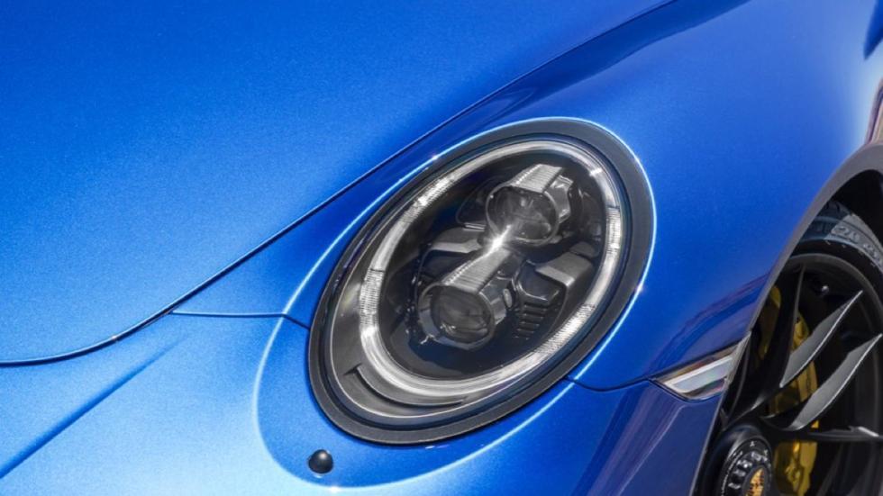 Prueba Porsche 911 Carrera GTS 2017 (faro)