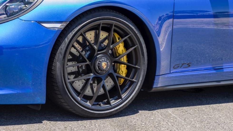 Prueba Porsche 911 Carrera GTS 2017 (rueda)