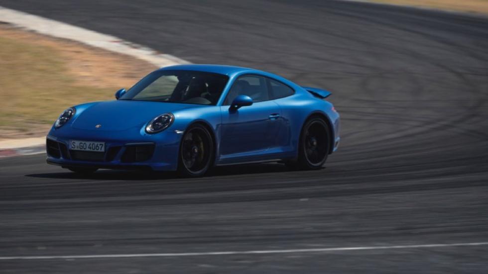 Prueba Porsche 911 Carrera GTS 2017 (circuito)