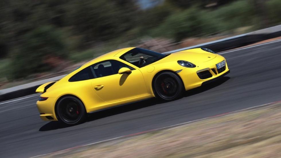 Prueba Porsche 911 Carrera GTS 2017