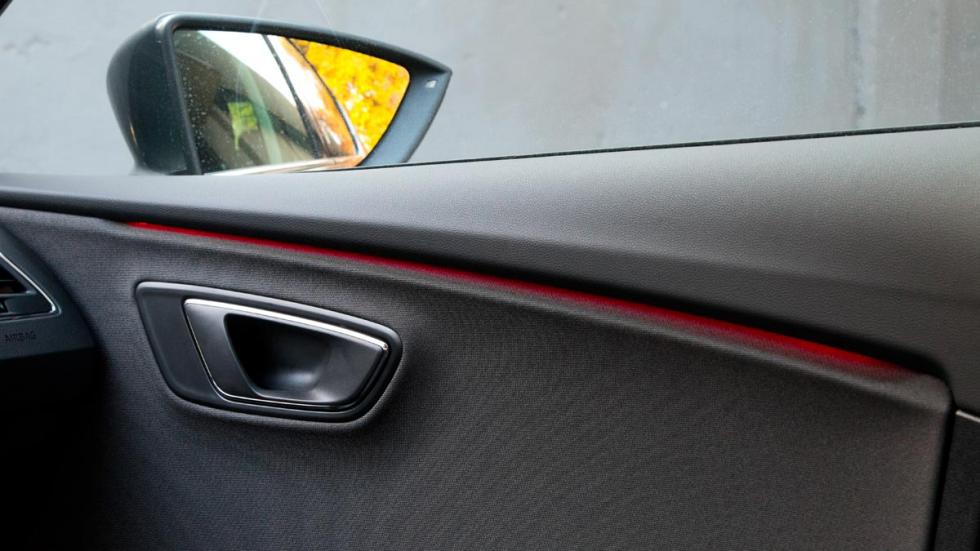 Prueba Seat León 2017 compacto nuevo tsi xcellence