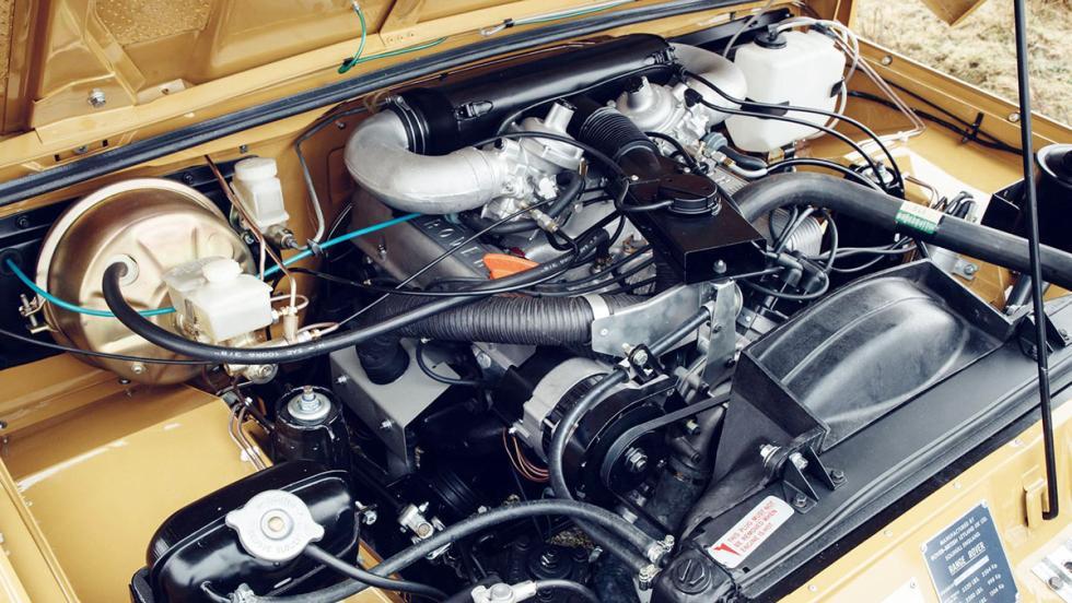 Un Range Rover de 1978 como nuevo por 160.000 euros