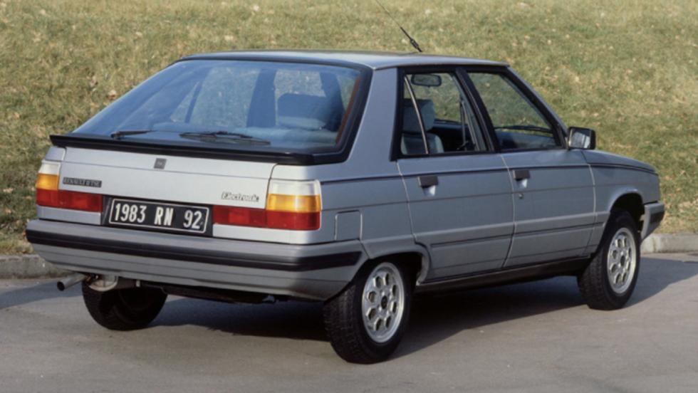 Renault 11 (II)