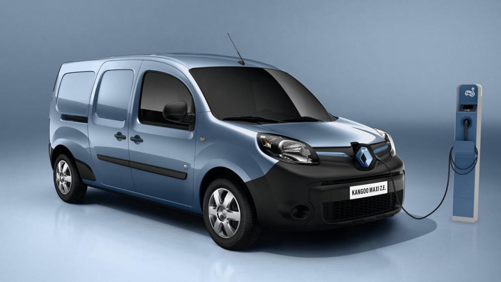 Renault Kangoo Z.E. ventas enero España