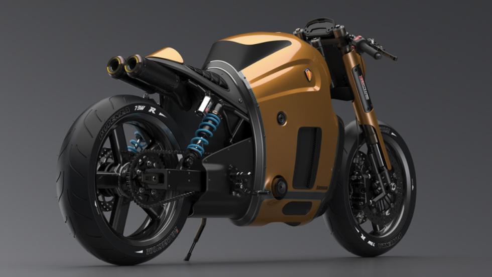 Render moto Koenisegg (III)