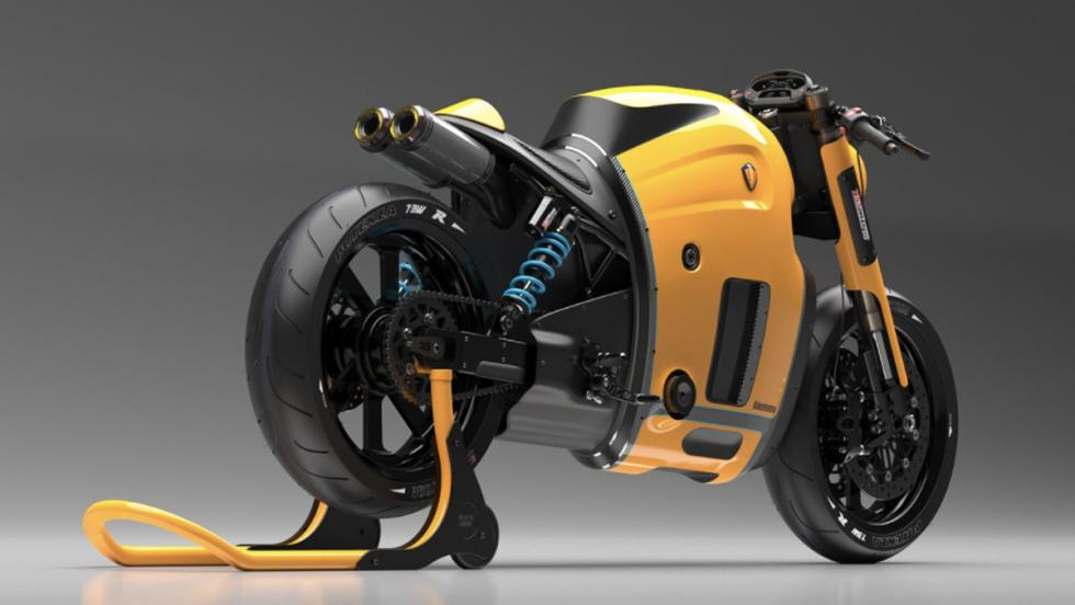 Render moto Koenisegg (V)