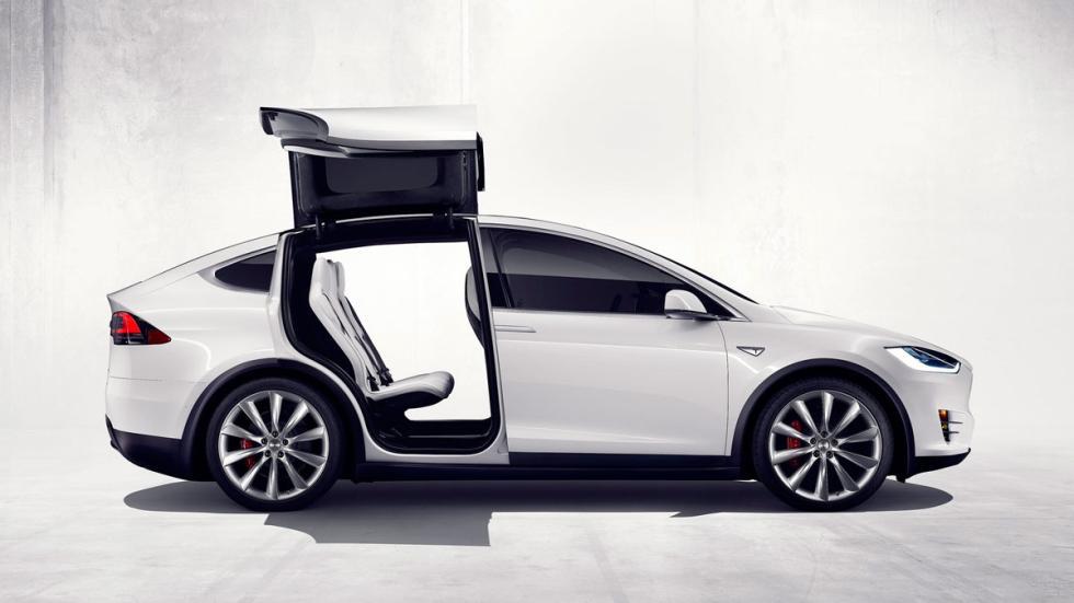 Rey de Bla Bla Car coche compartido tesla model x