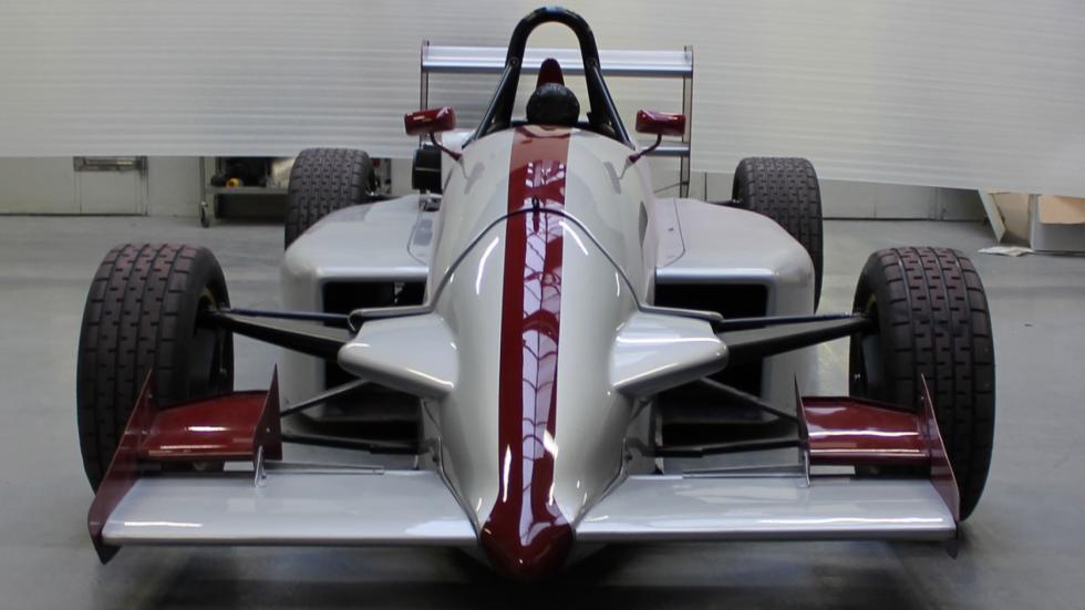 Reynard Formula Vauxhall Lotus de 1991 (Precio estimado de 11.500 a 16.300 euros)