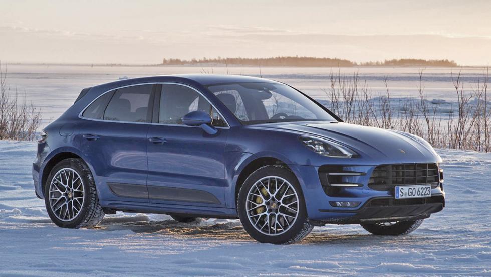 Rivales Range Rover Velar: Porsche Macan (I)