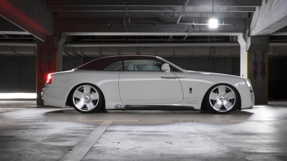 Rolls-Royce Dawn Wald International descapotable lujo preparacion