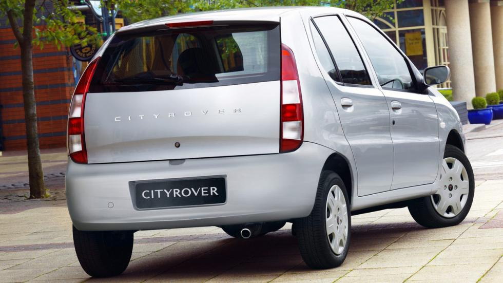 Rover CityRover urbano horrible peor